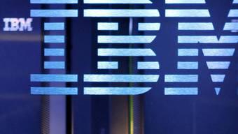 Für IBM war es das 14. Vierteljahr mit einem Minus in Folge.