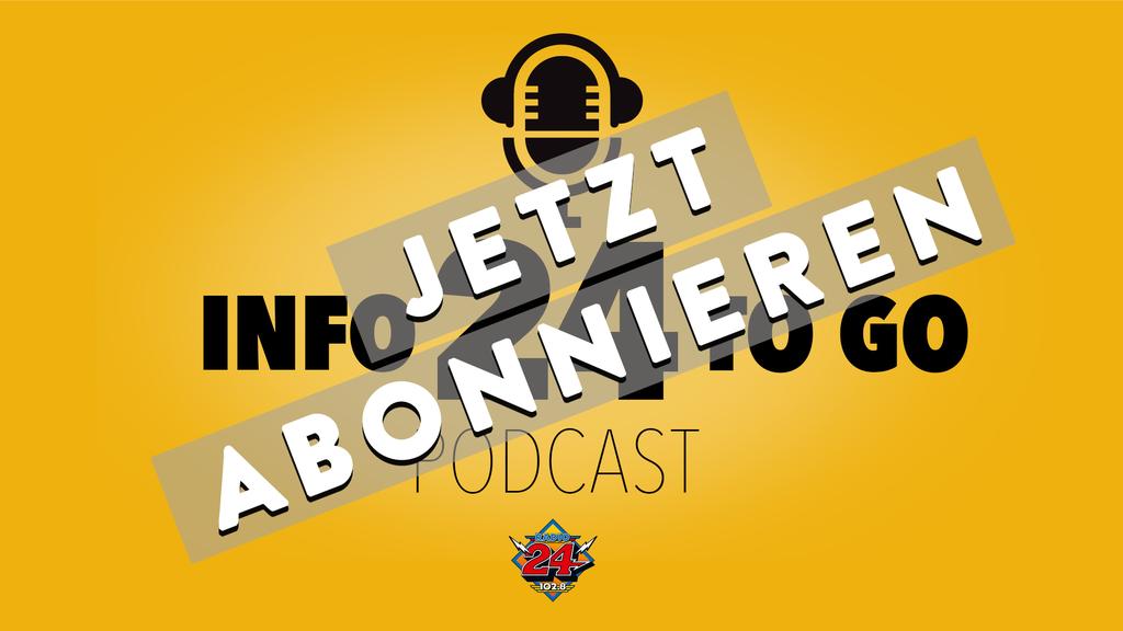 Abonniere unseren News-Podcast
