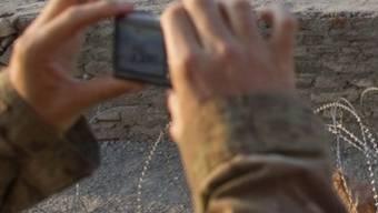 US-Soldaten sollen Überreste von Selbstmordattentätern fotografiert haben (Symbolbild)
