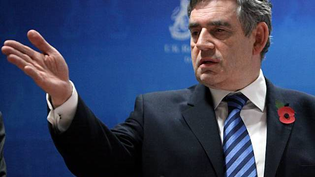 Brown will mehr NATO-Soldaten (Archiv)