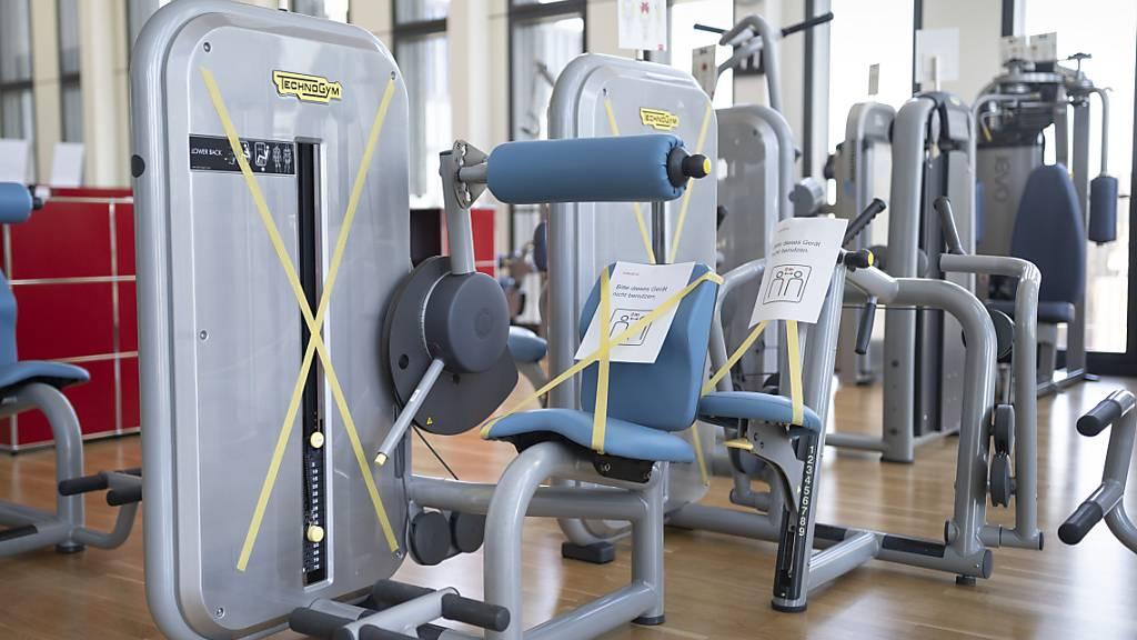 Fitnesscenter reichen Klage bei Finanzdepartement ein