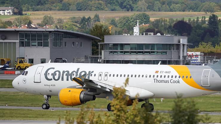 Die Welthandelsorganisation (WTO) hat am Mittwoch in Genf bekannt gegeben, dass die USA Strafzölle auf EU-Importe im Umfang von 7,5 Milliarden US-Dollar im Jahr erheben dürfen. Grund dafür sind rechtswidriger EU-Subventionen für den Flugzeugbauer Airbus. (Archiv)