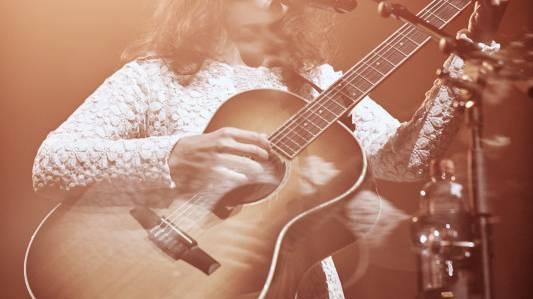 Blue Balls: Katie Melua verzauberte Luzern