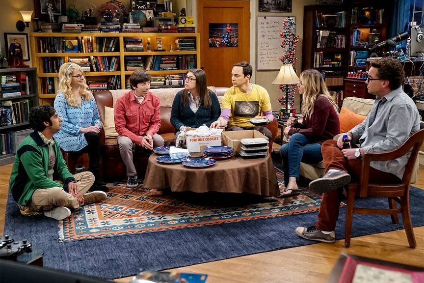 The Big Bang Theory (Bild: Warner Bros. Television, Chuck Lorre Productions)