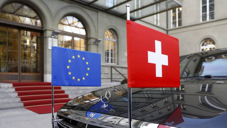 Das Rahmenabkommen bringt neue Spielregeln für die Beziehung zwischen der Schweiz und der EU. (Archiv)