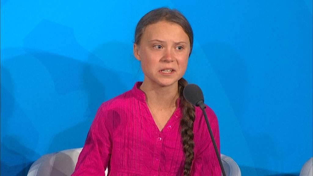 Greta den Tränen nahe: «Wir werden euch nie verzeihen»