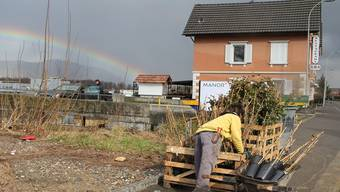 Am Ende des Regenbogens fehlt das Geld: Der «Jura»-Wirt ist verschwunden, ohne die Miete zu bezahlen. HHS