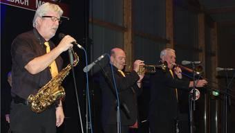 Die Steppin Stompers sind in Bubenbach zu Hause und traten am Jazz-Fäscht Stein erstmals auf. (Archivbild)