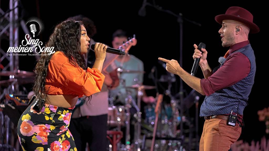 Dodo und Ta'Shan singen «Fudi»