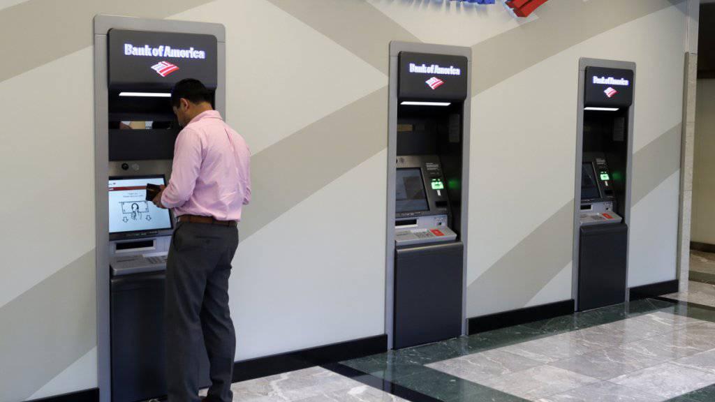 Bank of America verdient Milliarden