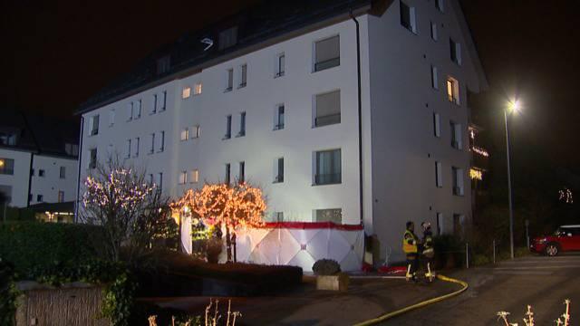 Wohnungsbrand in Romanshorn: Ehepaar tot aufgefunden