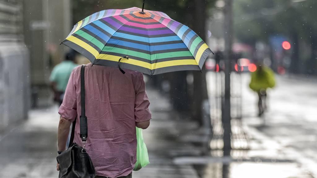 Unwetterwarnungen für die nächsten Tage