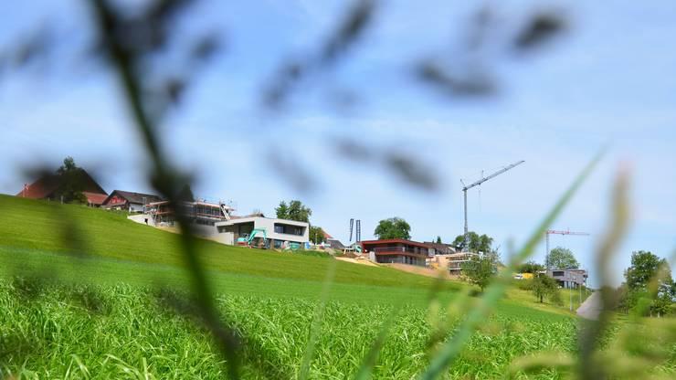 Geltwil, im Bezirk Muri gelegen, hat rund 220 Einwohnerinnen und Einwohner.