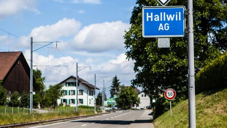 Hallwil. Archiv