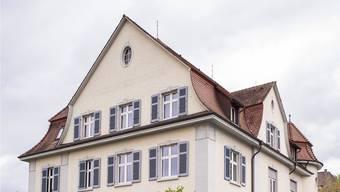 Die Alte Gemeindeschreiberei Binningen: Hier soll die Spitex einziehen.