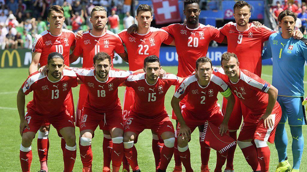 Das Schweizer Nationalteam überzeugte bei ihren EM-Auftritten in Frankreich