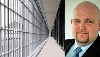 Michael Leutwyler, neuer Chef im Amt für Justizvollzug.