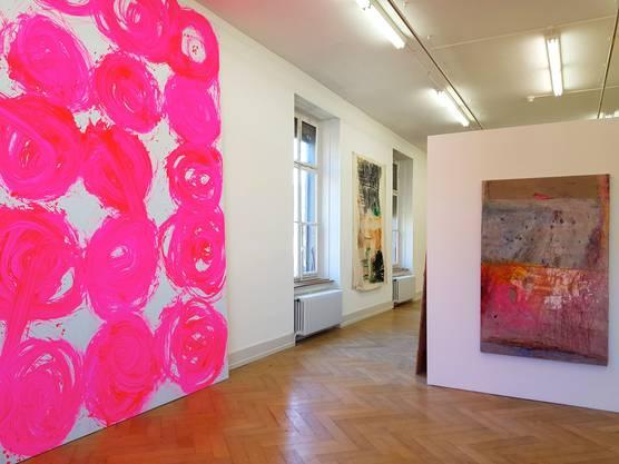 Die Kunsthalle Palazzo in Liestal zeigt eine Auswahl aktueller Malerei aus der Schweiz