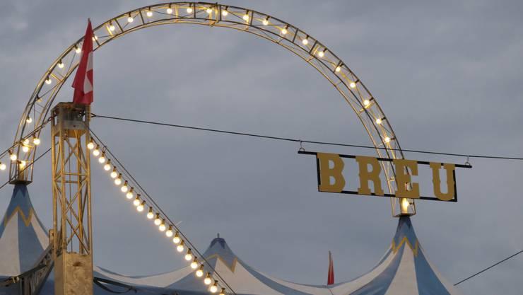Ex-Radprofi Beat Breu verwirklichte sich seinen Traum vom eigenen Zirkus.