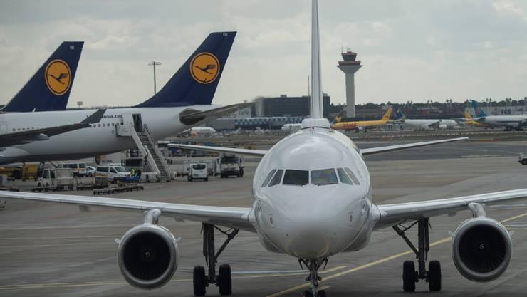 Kompensationen für Flugreisen machen 55 Prozent des Umsatzes von myclimate aus.