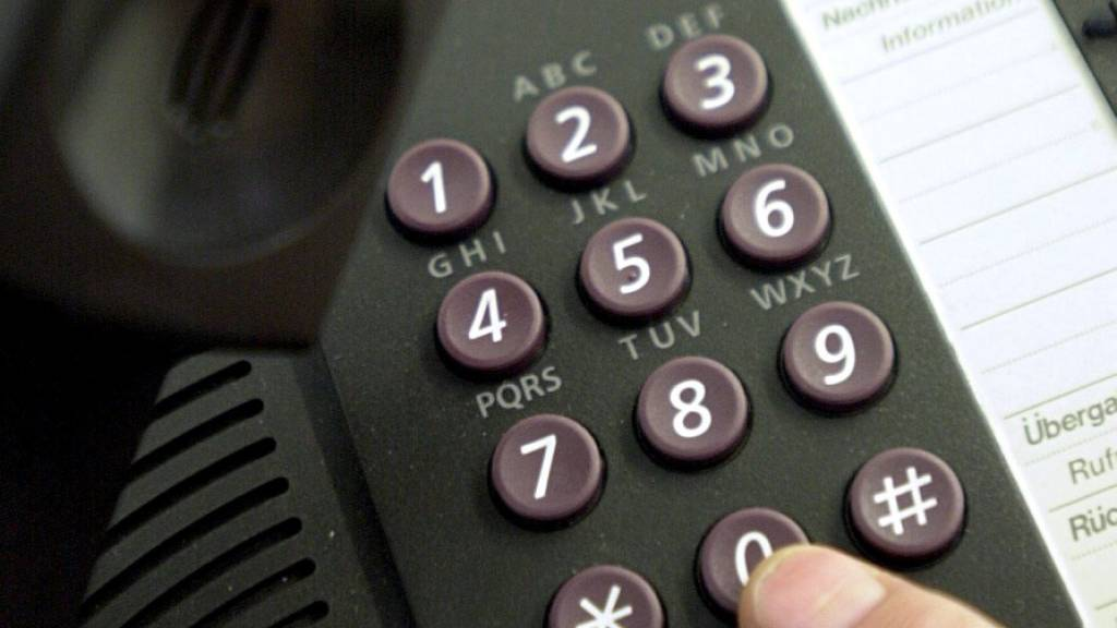 Telefonbetrüger prellen Rentnerin in Horgen um zehntausende Franken