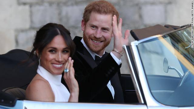 Harry und Meghan verlieren Titel «Königliche Hoheit»