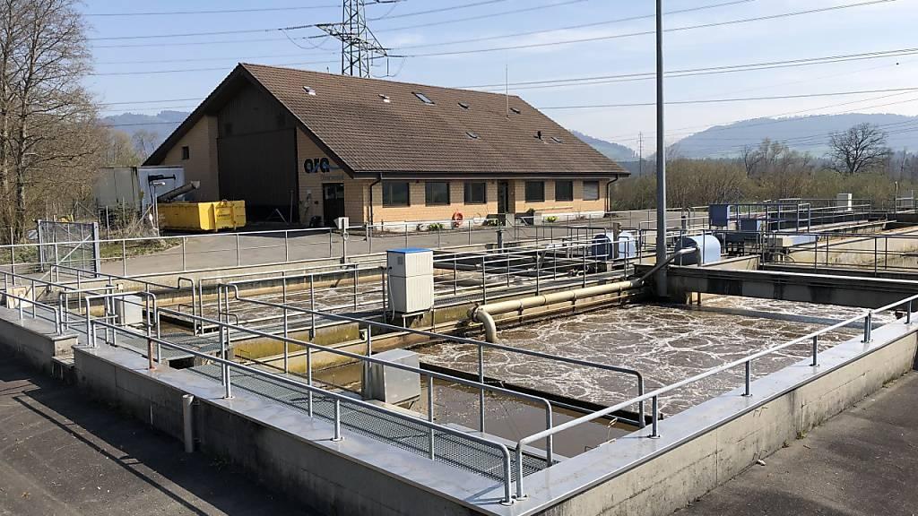 Vier Oberseetaler Gemeinden lassen Abwasser neu in Emmen reinigen
