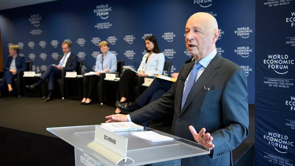 WEF 2021 findet im Januar nicht statt – dafür vielleicht im Sommer?