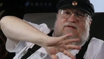 Fantasy-Guru George R. R. Martin kommt in die Schweiz - allerdings erst 2014