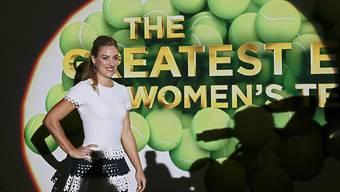 Angelique Kerber ist zur besten Tennisspielerin aufgestiegen