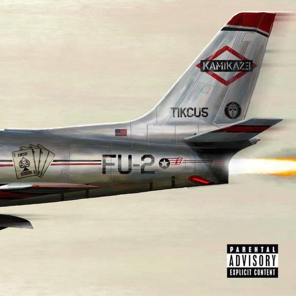 Das Cover von «Kamikaze»