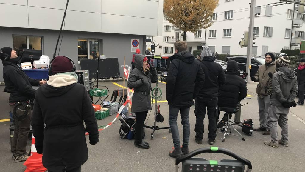 Dreharbeiten für letzten Luzerner Tatort laufen