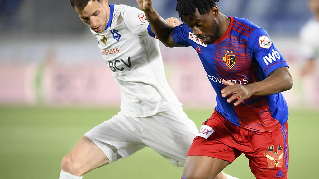 FC Basel mit einem Punkt gut bezahlt