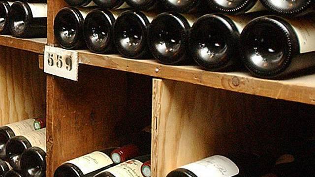 Weinflaschen der gehobenen Preisklasse (Symbolbild)