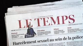Die Stiftung Aventinus will «Le Temps» kaufen.