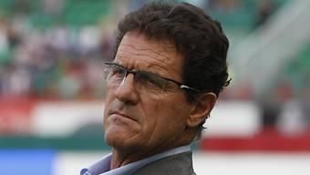 Fabio Capello verpasst Sieg bei seiner Premiere als Russland-Coach.