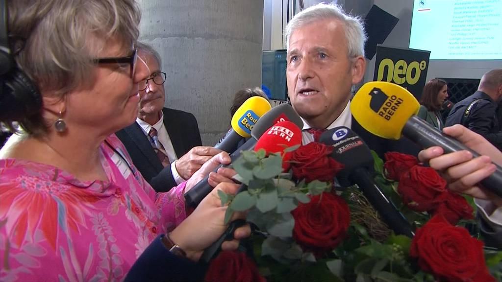 Hans Stöckli: «Ich bin happy, dass ich auf dem ersten Platz bin»