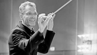 15 Jahre lang hat David Schwarb den Orchesterverein Aarau geleitet.