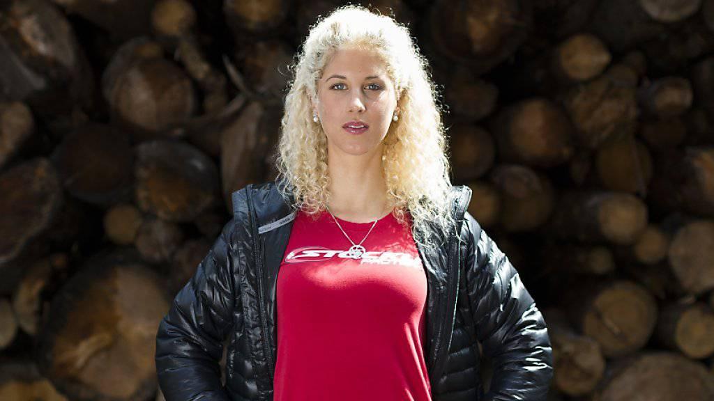 Vielseitig: Jolanda Neff wird in Rio in zwei Disziplinen angreifen