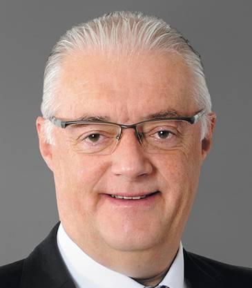 CVP-Gemeindeammann Roland Kuster.