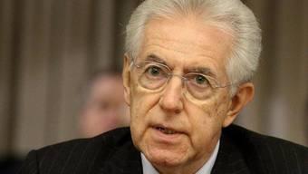Mario Monti hat seinen Rücktritt eingereicht
