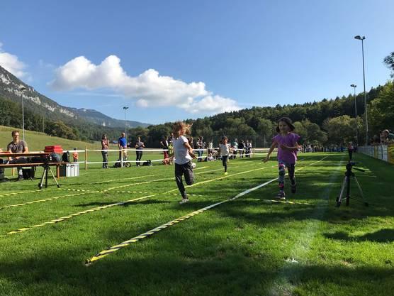 Erster Jugendsporttag in Rüttenen ein voller Erfolg
