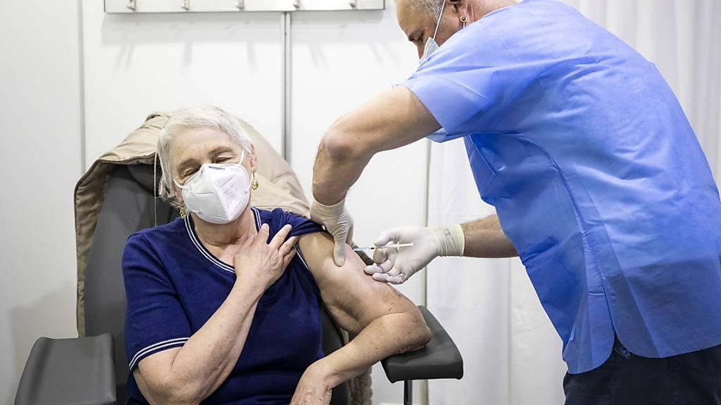 BAG meldet 1792 neue Coronavirus-Fälle innerhalb von 24 Stunden