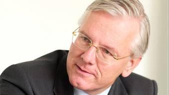«Der Innovationswettbewerb wird immer stärker»: Christoph Franz, Roche-Präsident.