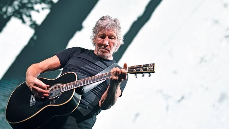 Roger Waters: Verwirrt? Bieri/Key