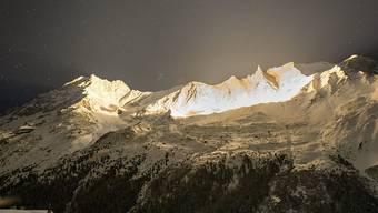 Nach kalter Nacht sind vier Alpinisten bei Arolla VS tot aufgefunden worden. (Archivbild)
