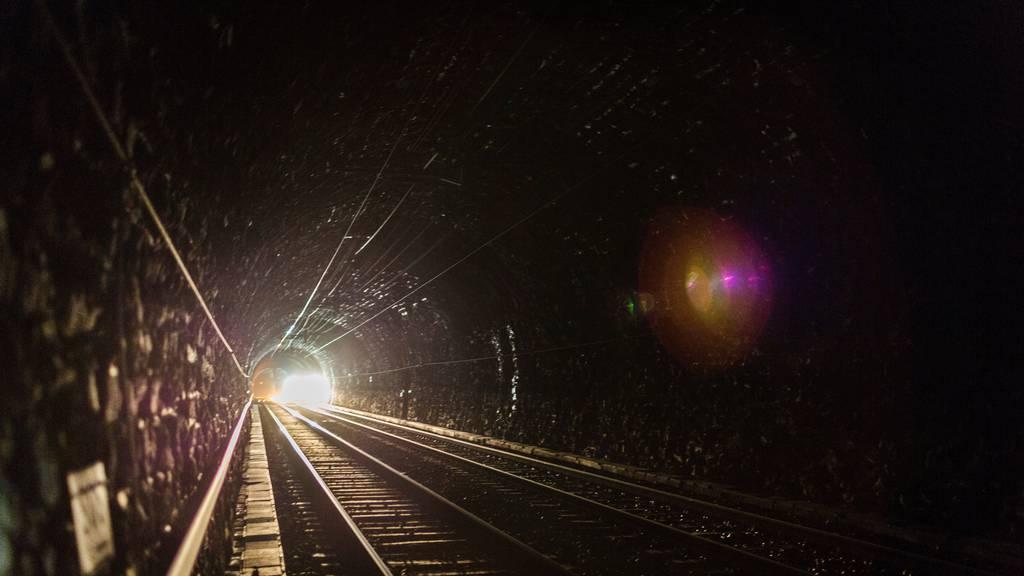 Sanierung des Lötschbergtunnels wird zum Streitfall