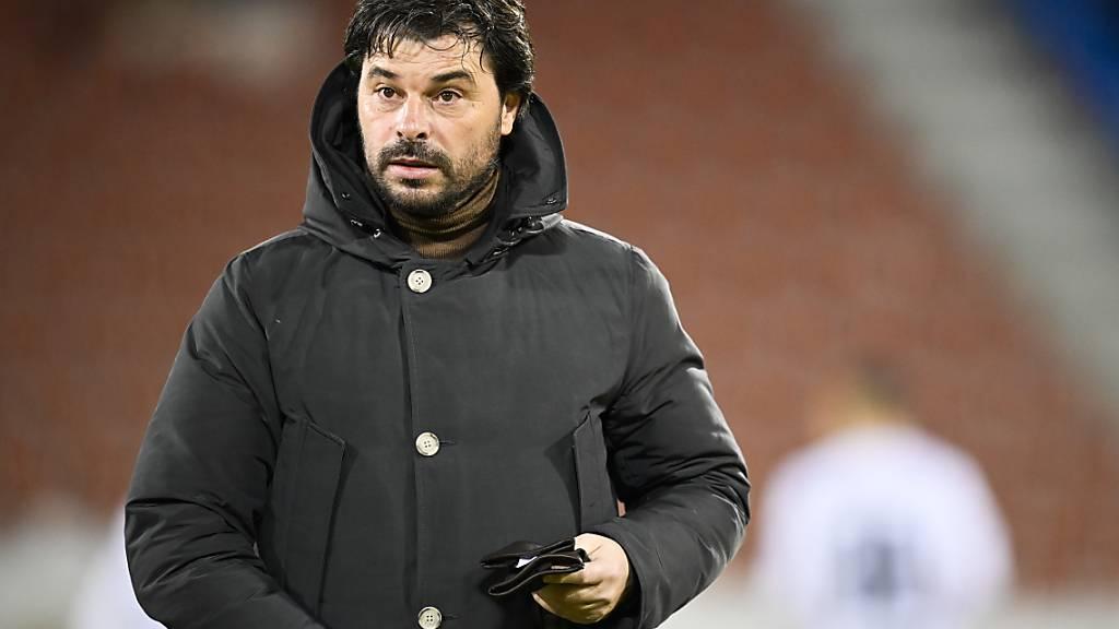 Ciriaco Sforza muss sich warm anziehen, wenn er sich mit dem FCB nicht weiter distanzieren lassen will