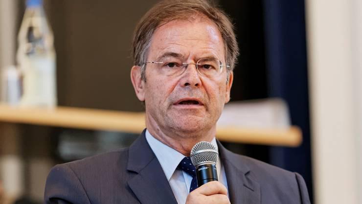 Walter Dubler fordert von der Gemeinde Wohlen rund 60'000 Franken. (Archiv)