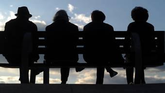 Eine funktionierende Sozialversicherung ist keine reine Frage des Alters. (Symbolbild)